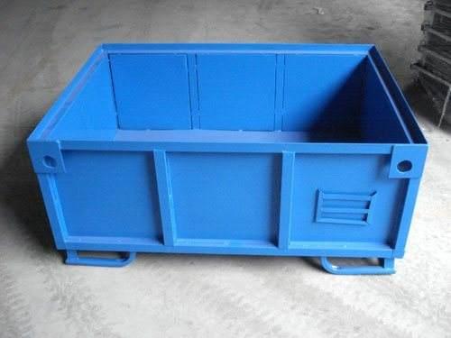 物料铁皮箱