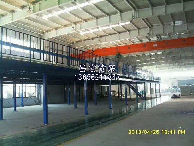 苏州钢平台案例展示